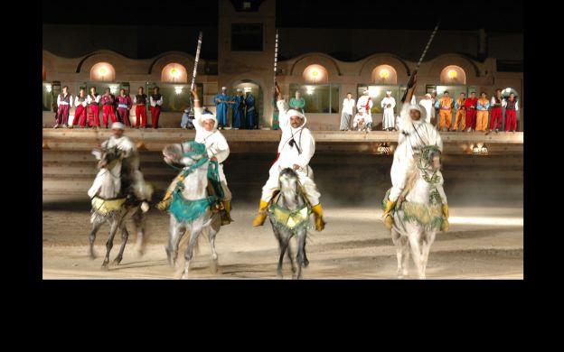 Arabian Nights Show with Dinner, Agadir