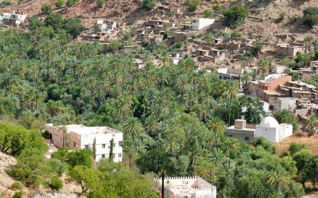 Imouzzer Sightseeing Tour from Agadir