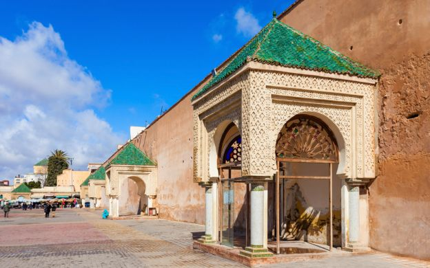 Meknes Sightseeing with Lunch - Private Tour from Fez