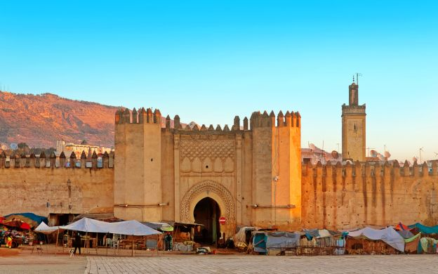 Gates and Ramparts of Fez – Private Tour