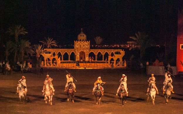 Moroccan Folklore Evening