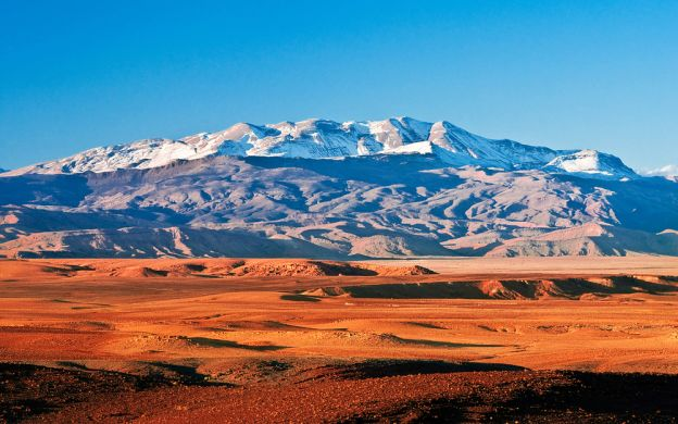 4 Day Trek in the Western Atlas Mountains