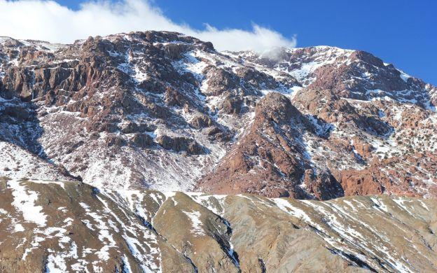 2 Day Trek to Jbel Toubkal Summit – The Highest Peak in the Atlas Mountains