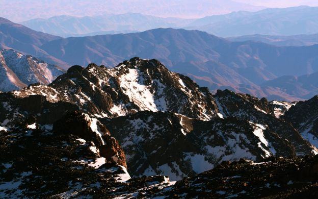 7 Days Hiking in the Atlas Mountains including Jbel Toubkal Summit