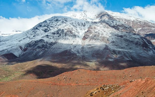 4 Day Trekking in the Atlas Mountains including Jbel Toubkal Summit