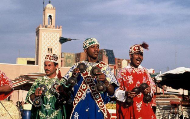 Souks and Medina Tour in Marrakech