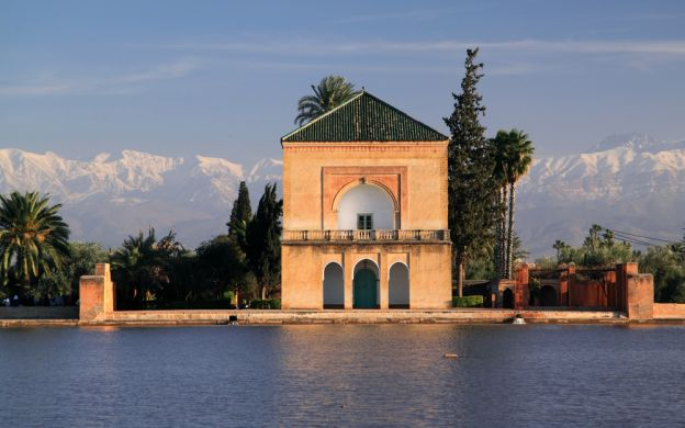 Marrakech Gardens and Ramparts Tour