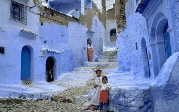 Excursion from Tangier: Private sightseeing Tour of Chefchaouen with Lunch