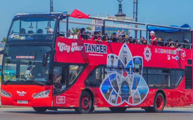 City Tour Tangier: Hop-On, Hop-Off Tour