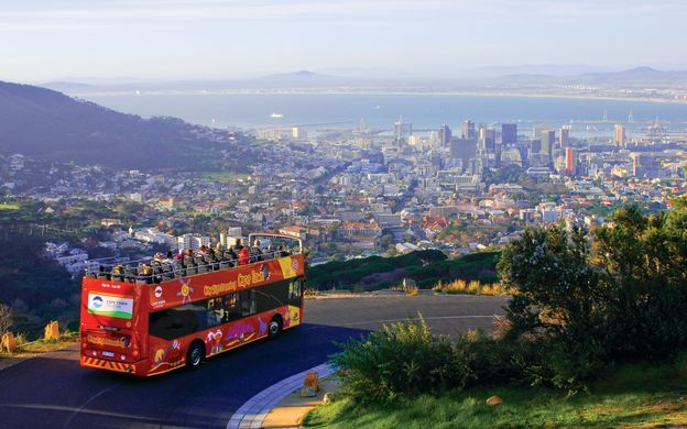 City Sightseeing Cape Town: Hop-On Hop-Off Bus Tour