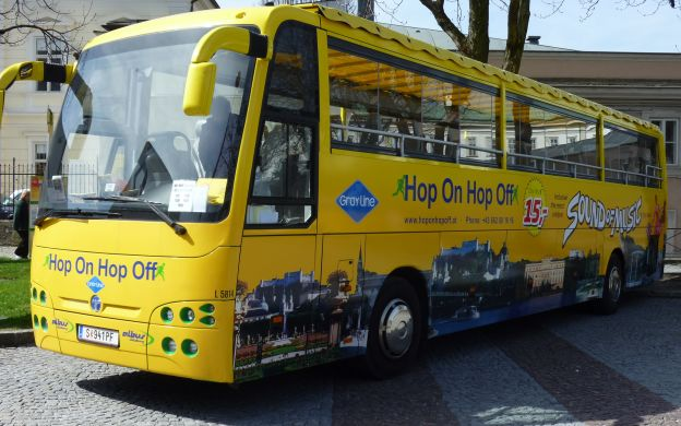 Salzburg Sightseeing: Hop-On, Hop-Off Tour
