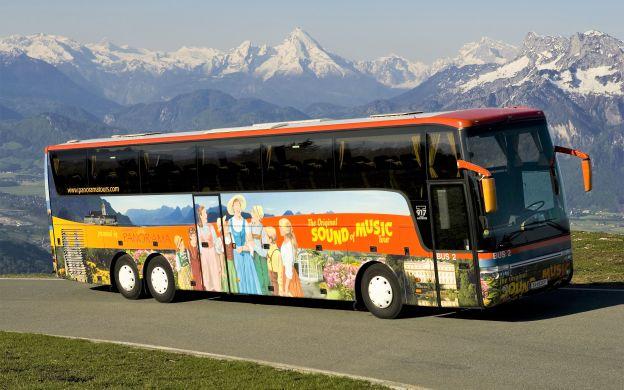 Super Combo! Salzburg Hop-on, Hop-off Tour and The Original Sound of Music Tour®