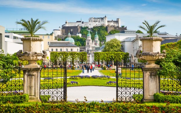 The Original Sound of Music Private Tour with Return Hotel Transfers from Salzburg