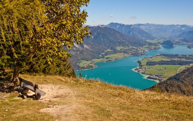 Salzkammergut, St Gilgen and St Wolfgang Private Tour