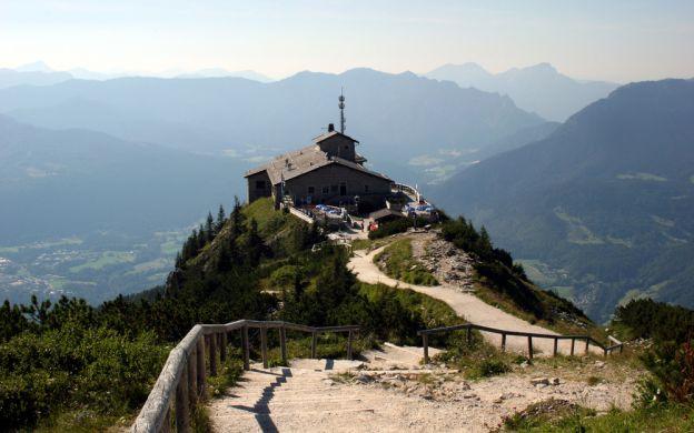 Bavarian Alps and Eagle's Nest Tour from Salzburg