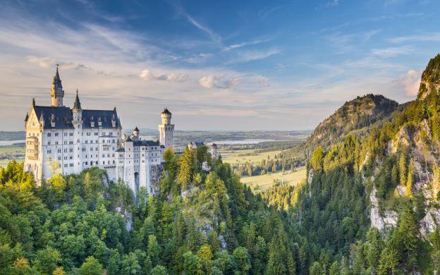 Bavarian Royal Castles - Private Tour from Salzburg