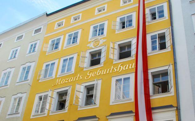 Salzburg City Walking Tour