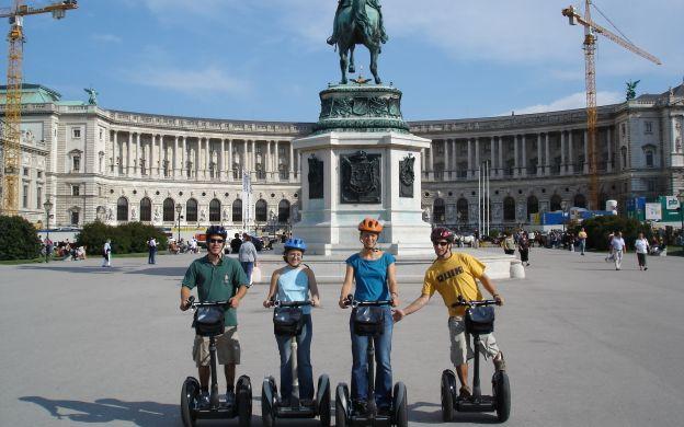 Vienna Segway Tours