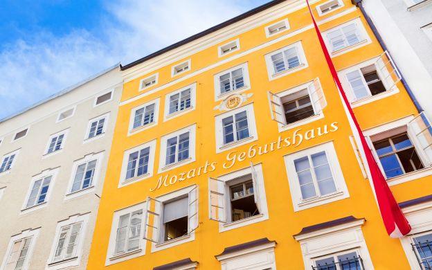 Salzburg City Tour from Vienna