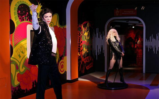 Madame Tussauds Vienna - Skip the line