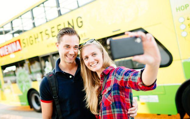 Vienna Sightseeing: Hop-On, Hop-Off Tour
