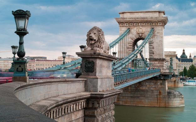 Budapest Sightseeing Tour from Vienna