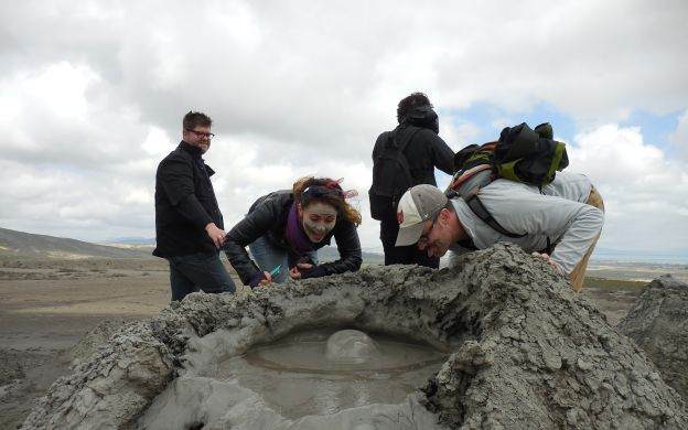 Mud Volcanoes & Gobustan Guided Tour From Baku