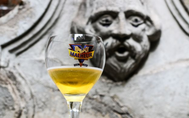 Brussels Beer tasting tour and Food Pairing