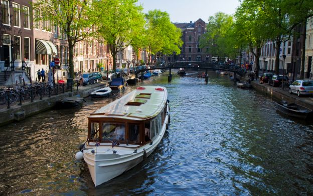 Amsterdam City Tour from Brussels
