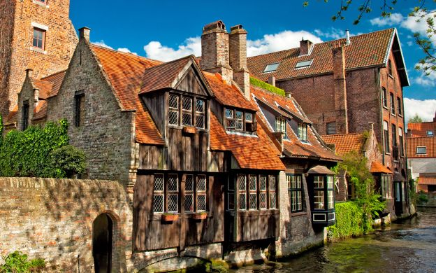 Bruges Sightseeing Tour from Brussels