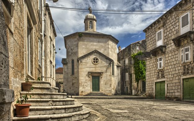 Island of Korcula and Wine Tasting from Dubrovnik