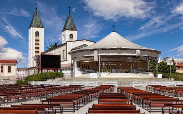 The Holy Town of Medugorje in Bosnia and Herzegovina - Tour from Dubrovnik
