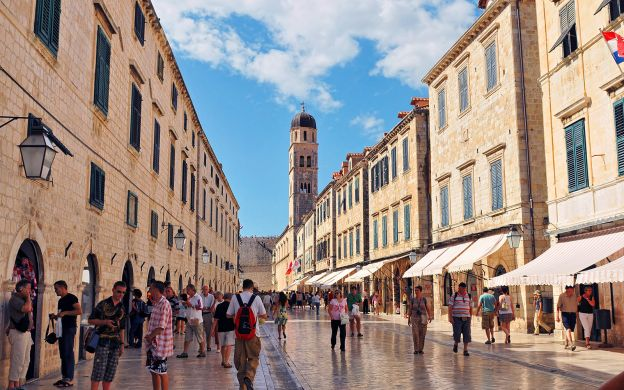 Dubrovnik Old Town Walking Tour | 50% OFF