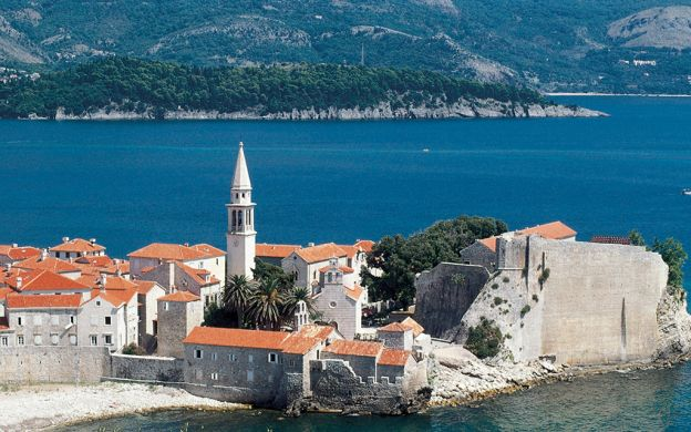 Montenegro and Budva Private Tour - from Dubrovnik