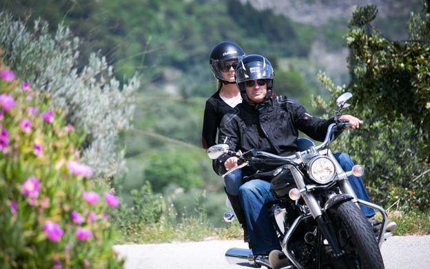 Pelješac Peninsula Motorcycle Ride - From Dubrovnik