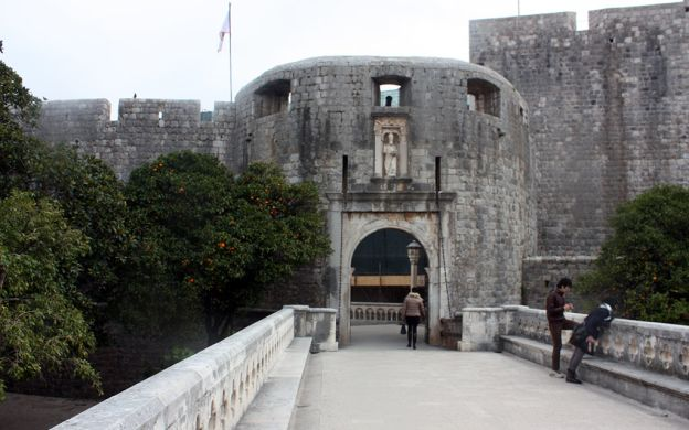 Dubrovnik Old Town and City Walls Private Tour