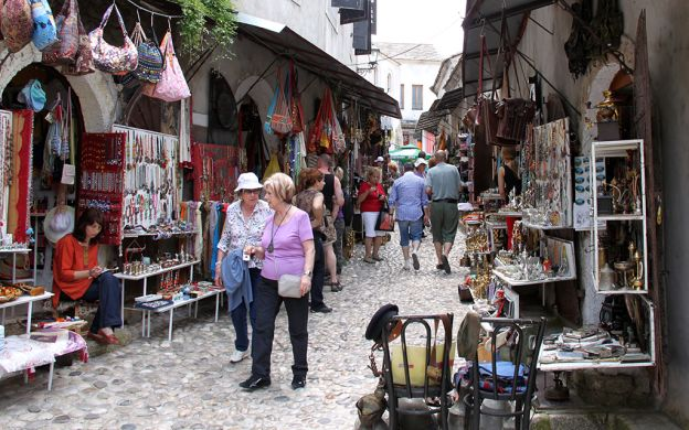 Mostar Sightseeing Private Tour - from Dubrovnik