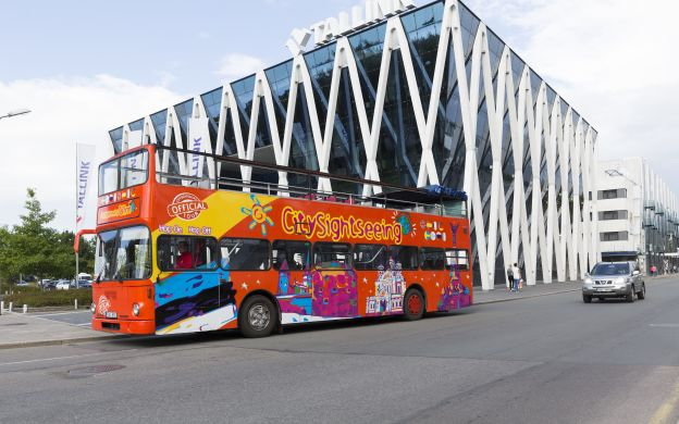 City Sightseeing Tallinn: Hop-On, Hop-Off Bus Tour