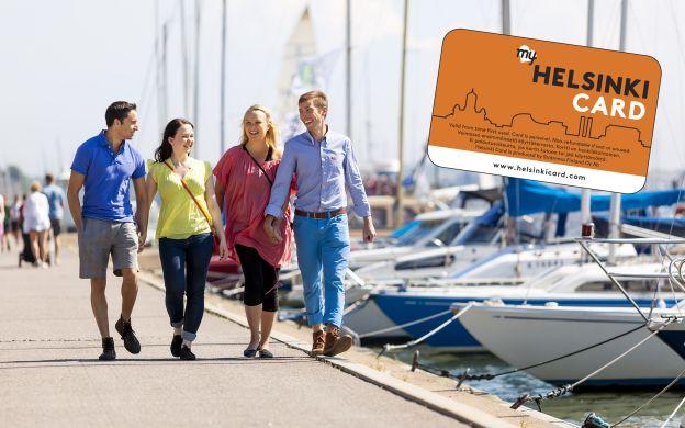 Helsinki Card - CITY: Hop-on, Hop-off Bus, Free Public Transport, Rock Church, Amos Rex, Canal Cruise & More