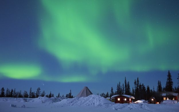 Hunt for the Northern Lights, Lapland