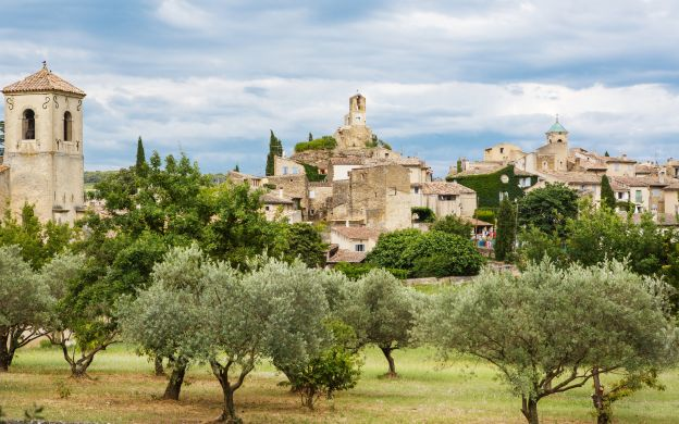 Perfect Provence - Hilltop Villages Day Trip