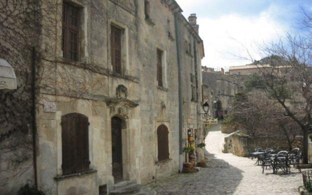 Les Baux des Provence - Tour from Marseille