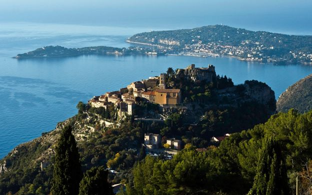 The French Riviera Panoramic Tour – from Nice