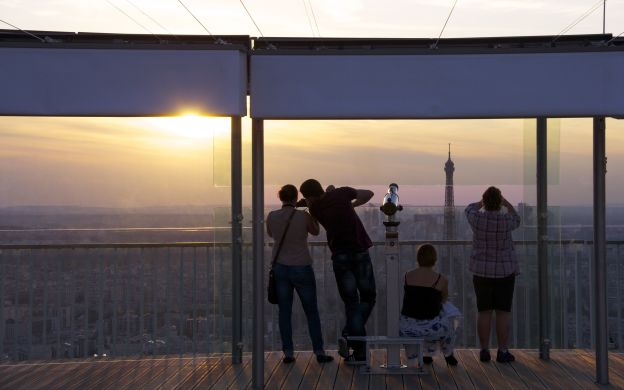 Paris Montparnasse Top of the City: Observation Deck Ticket | Kids Go Free