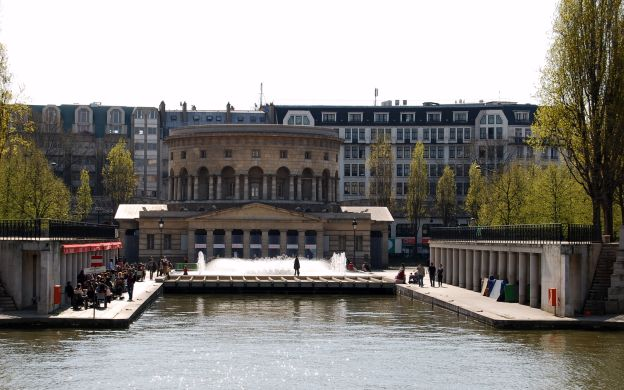 Seine River Cruise on Canal Saint Martin