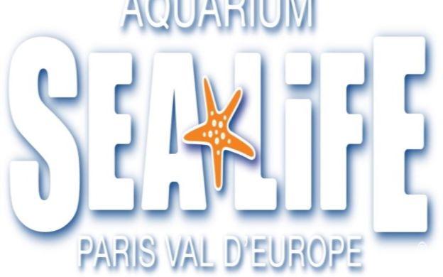 SEA LIFE Paris Entrance Ticket