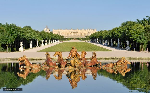 Versailles Palace from Paris: Guide, Half-Day Tour – Add Fountain Show