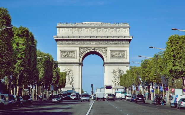 Paris Introduction Tour