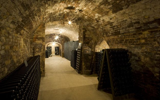 The Champagne Region: Cellar Visit, Tastings, Lunch, Hotel Transfers from Paris