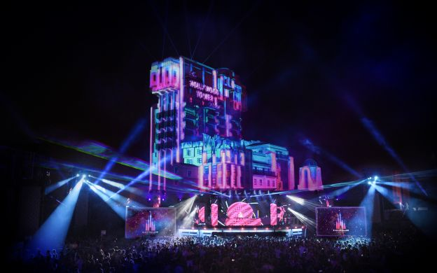 Electroland 2019 Music festival, Disneyland Paris – 5 July to 7 July